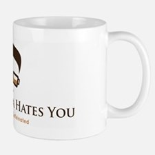 Your Barista Hates You Mug