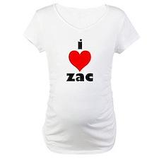 I Love Zac Shirt