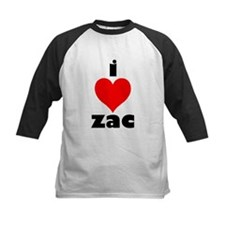 I Love Zac Tee