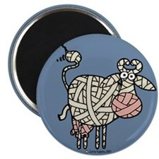 Moo-mmy Magnet