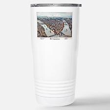 Pittsburgh Pennsylvania Travel Mug