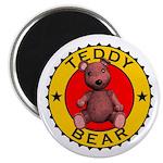 Teddy Bear Refrigerator Magnet