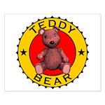 Teddy Bear Poster - Small