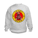 Kid's Teddy Bear Sweatshirt