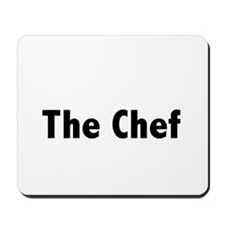 The Chef Mousepad