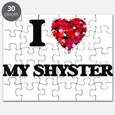I Love My Shyster Puzzle