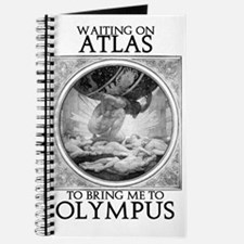 Waiting on Atlas Journal