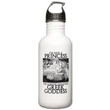 I'm a Greek Goddess Water Bottle