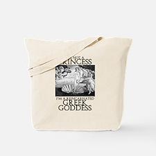 I'm a Greek Goddess Tote Bag