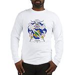 Lucio Family Crest Long Sleeve T-Shirt