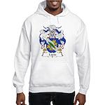 Lucio Family Crest Hooded Sweatshirt