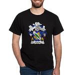 Lucio Family Crest Dark T-Shirt