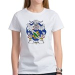 Lucio Family Crest Women's T-Shirt
