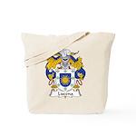 Lucena Family Crest Tote Bag