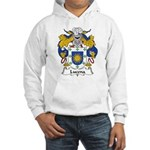 Lucena Family Crest Hooded Sweatshirt
