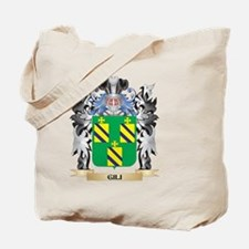 Gili Coat of Arms - Family Crest Tote Bag