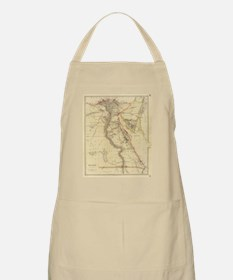 Vintage Map of Egypt (1832) Apron