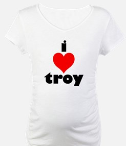 i love troy Shirt