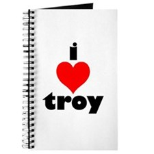 i love troy Journal