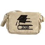 Class of 2028 Graduate Messenger Bag
