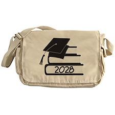 Class of 2028 Graduate Messenger Bag