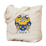 Lourenco Family Crest Tote Bag