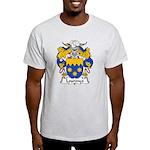 Lourenco Family Crest Light T-Shirt