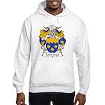 Lourenco Family Crest Hooded Sweatshirt