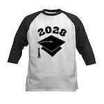 Class of 2028 Grad gift Baseball Jersey