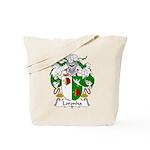 Loronha Family Crest Tote Bag