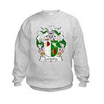 Loronha Family Crest Kids Sweatshirt