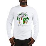 Loronha Family Crest Long Sleeve T-Shirt