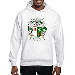 Loronha Family Crest Hooded Sweatshirt