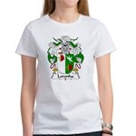 Loronha Family Crest Women's T-Shirt