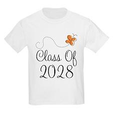 Class Of 2028 gift T-Shirt