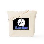 I 69 I Love Bingo Tote Bag