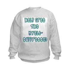 Myelosuppressed! Sweatshirt