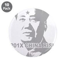 """201X 3.5"""" Button (10 pack)"""