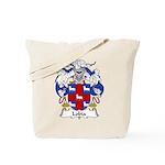 Lobia Family Crest Tote Bag