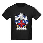 Lobia Family Crest Kids Dark T-Shirt