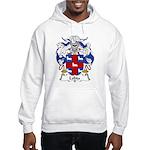Lobia Family Crest Hooded Sweatshirt