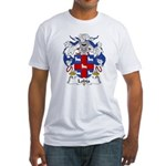 Lobia Family Crest Fitted T-Shirt