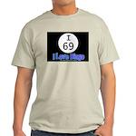 I 69 I Love Bingo Ash Grey T-Shirt