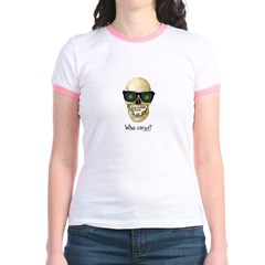 Who Cares Skull T