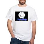 I 69 I Love Bingo White T-Shirt