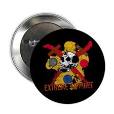"Extreme Croquet 2.25"" Button (10 pack)"