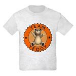 Team Teddy Bear Kids T-Shirt Light Colored