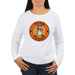 Team Teddy Bear Women's Long Sleeve T-Shirt
