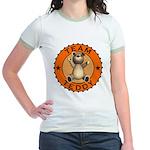 Team Teddy Bear Jr. Ringer T-Shirt