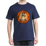 Team Teddy Bear T-Shirt Dark Colored